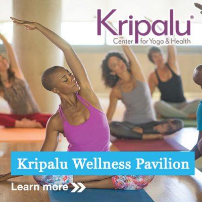 banner Kripalu wellness